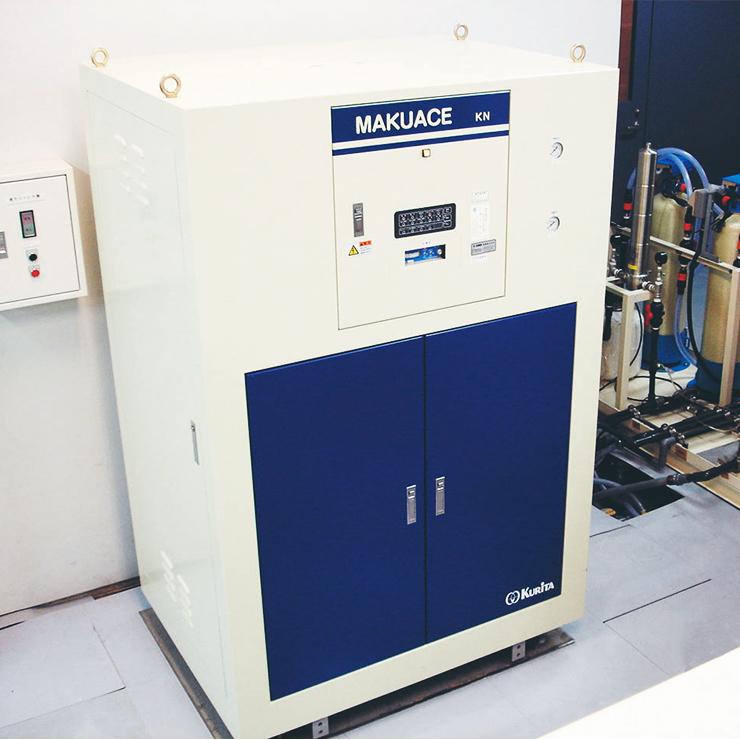 超純水製造装置
