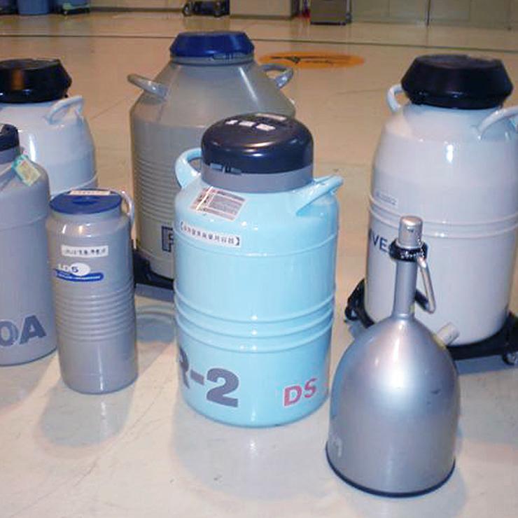 凍結保存容器