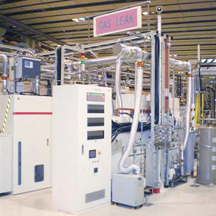排ガス処理システム