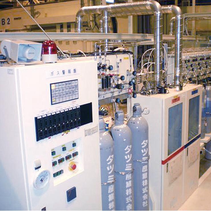 ガス混合装置及び供給システム